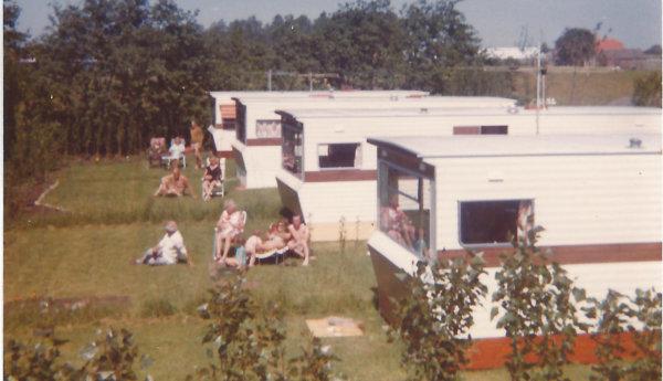 Geschiedenis camping Antonius hoeve