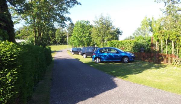 Parkeerplaatsen camping Antonius hoeve
