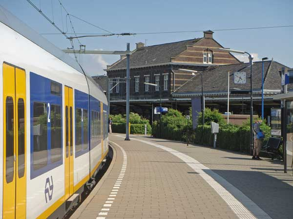 station Hoek van Holland Haven